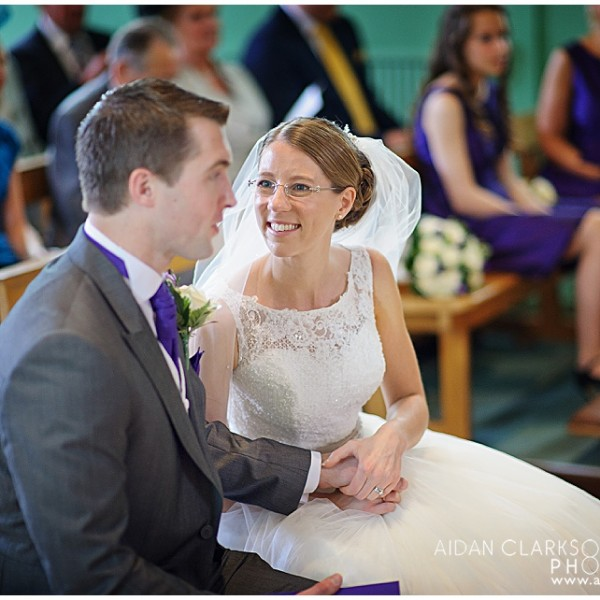 Weddings at Kenwick Park Hotel - Philly and Martin