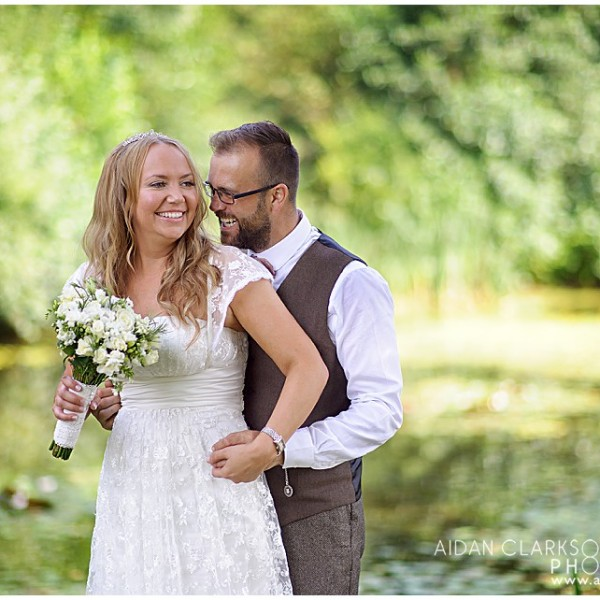 Gunby Hall Weddings - Sam and Sean