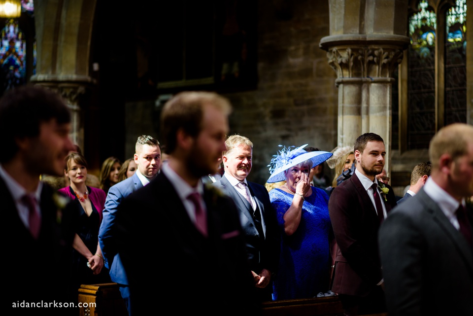 horncastle church wedding photos