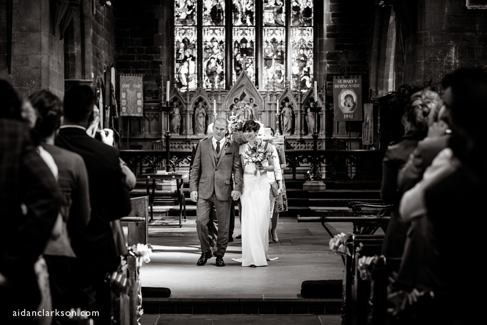 a horncastle church wedding