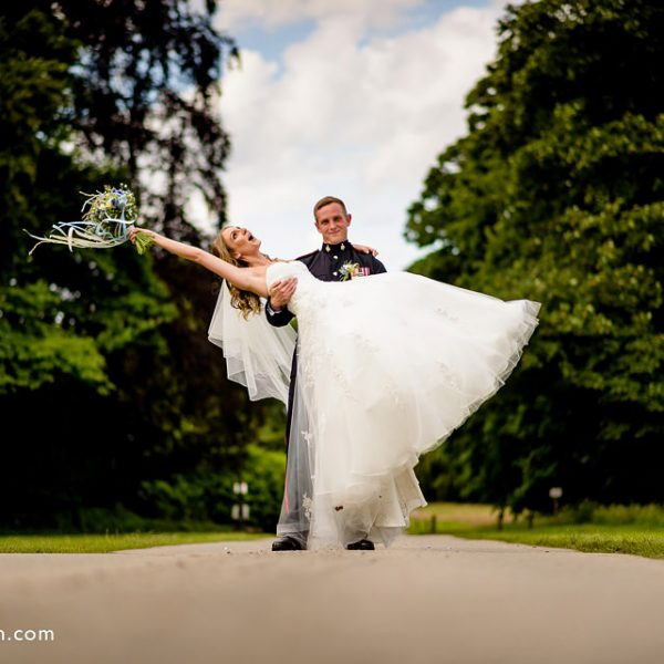 Hollie & Craig - An Oaklands Hall Hotel Wedding