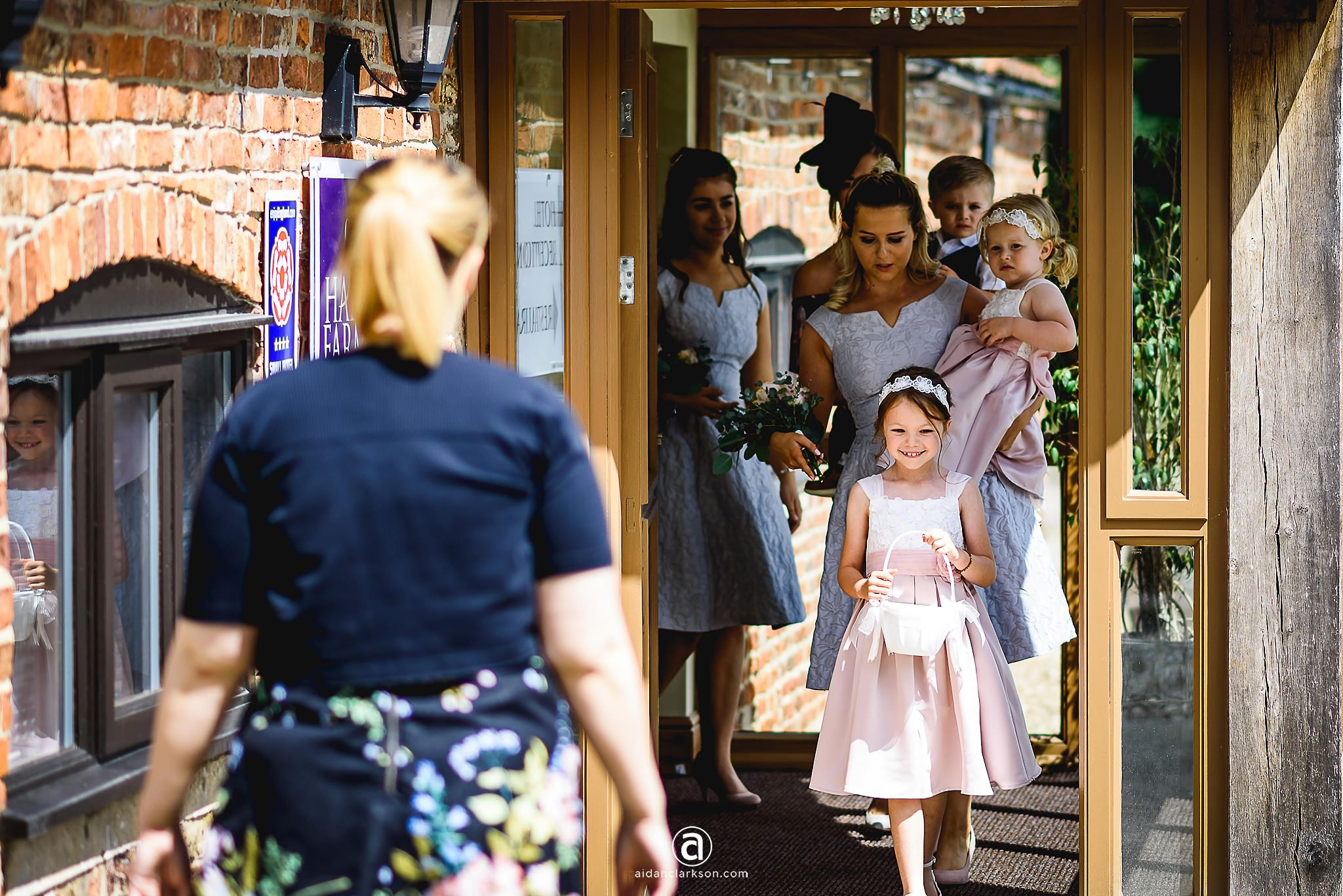 Hall Farm Wedding Photographer Lincolnshire_0017