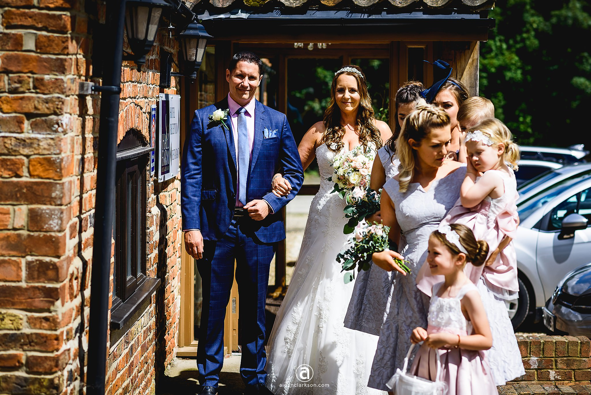 Hall Farm Wedding Photographer Lincolnshire_0018