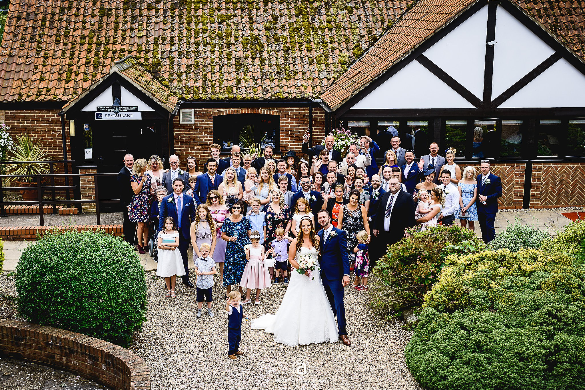 Hall Farm Wedding Photographer Lincolnshire_0045