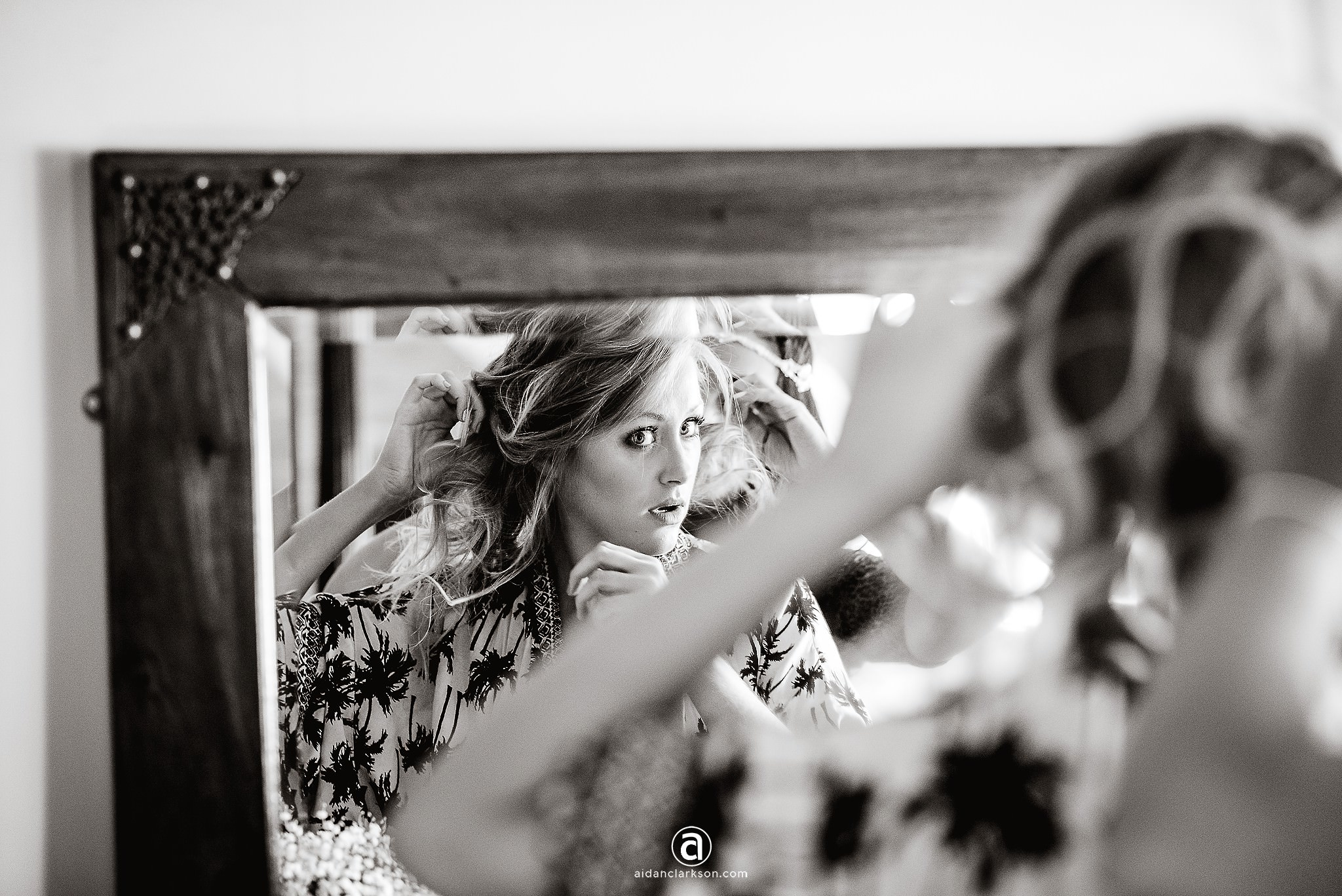 Norfolk Wedding Photographer - bridal prep